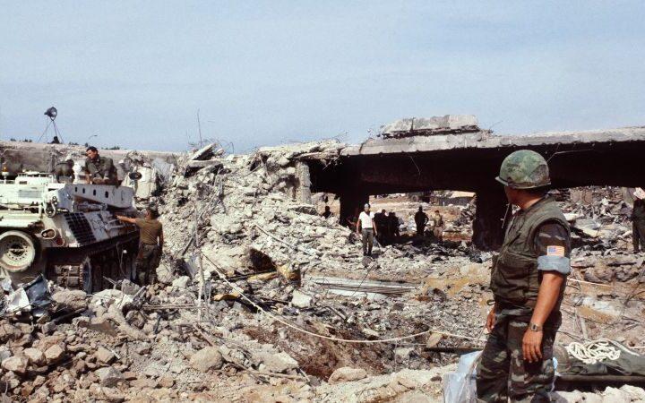 Beirut Marine Barracks Bombing Fast Facts | CNN